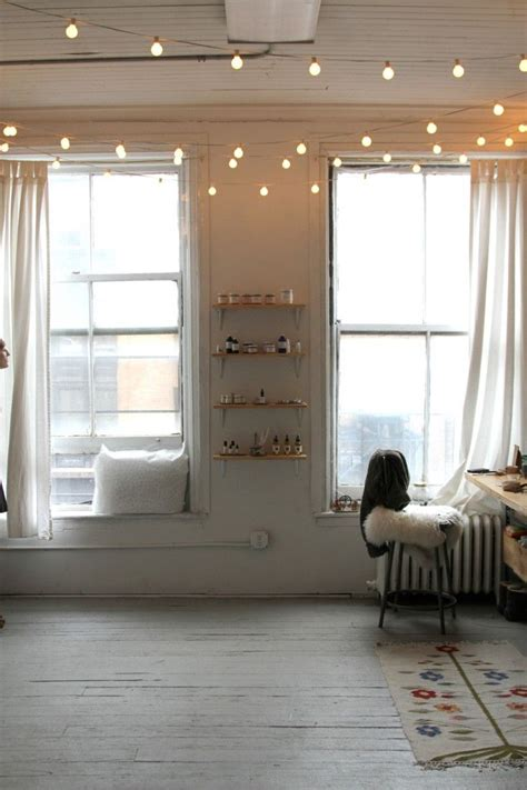 The String House by Best 25 Indoor String Lights Ideas On Indoor