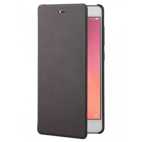 Flip Shell Iseven Xiaomi Redmi 3 Black xiaomi redmi 3 leather flip black reviews price