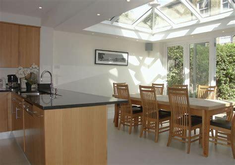 Open Plan Kitchen Living Room Design Ideas conservatories orangeries roof lanterns hardwood