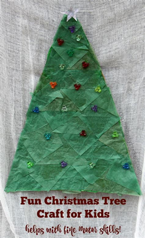 christmas tree craft for kids and our favorite christmas