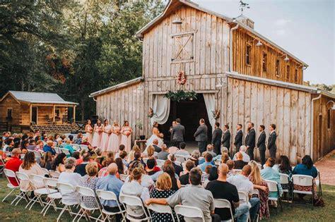 barn wedding venues in atlanta bug s barn carder s farm wedding ceremony reception