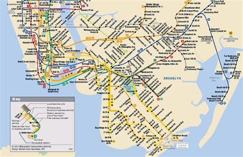 map subway new york city how the new york city subway is a metaphor for