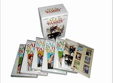 ALL In The Family Seasons 1-9 DVD Archie Bunker's Place Dvd
