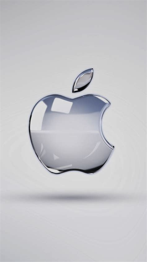 red crystal apple logo iphone wallpaper iphones ipod iphone 5 hq wallpapers crystal apple logo iphone 5 hq