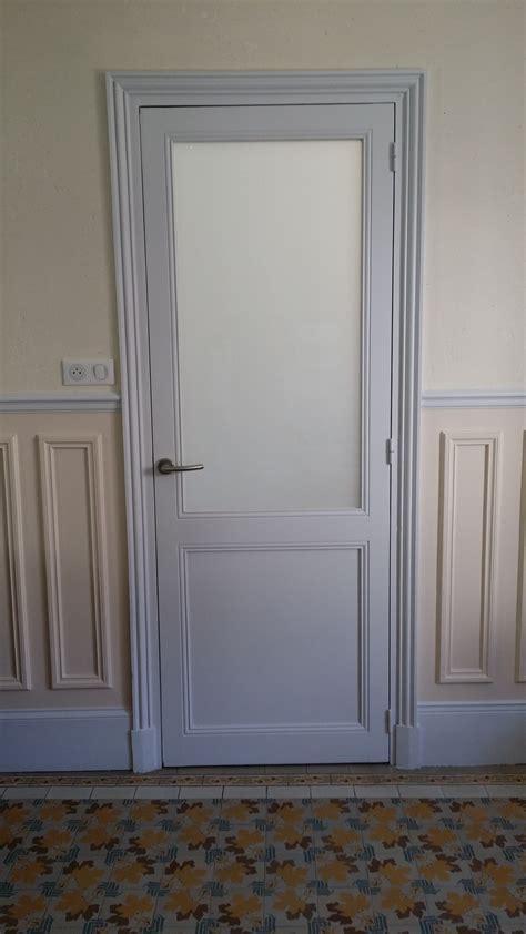 renovation de porte interieure porte int 233 rieure en bois