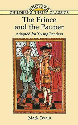 the prince dover thrift the prince and the pauper dover children s thrift classics online book