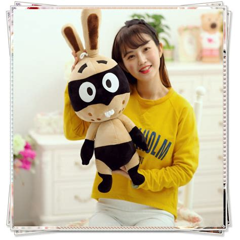 Boneka Kelinci Plushtoy buy grosir ty boneka from china ty boneka penjual aliexpress alibaba