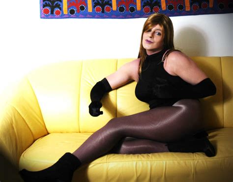 lounging on the couch lycra lounging bodysuit shimmery tights on the couch