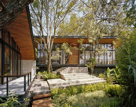 houses in the woods solitary house in the woods by parque humano home reviews