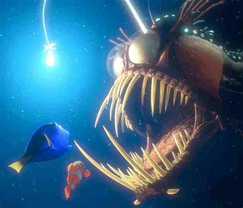 Finding Nemo Light Fish by Alm7 Sea Fish