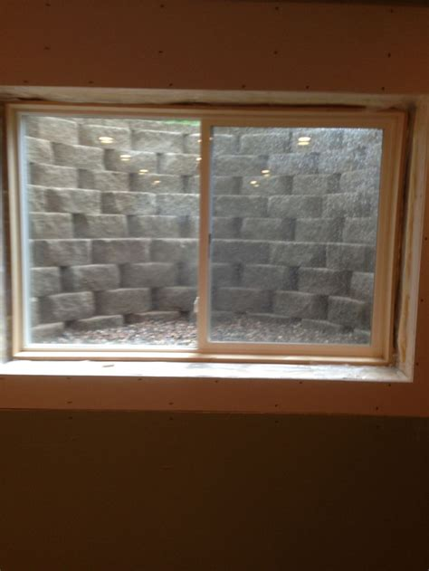 rockwell basement egress window
