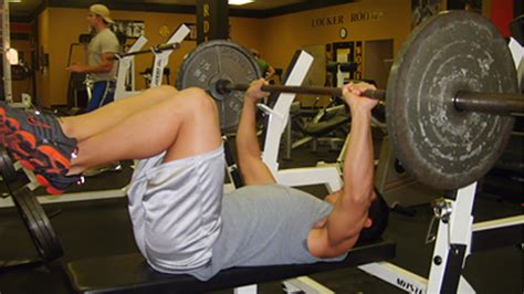 bench press with feet up question of strength 42 t nation