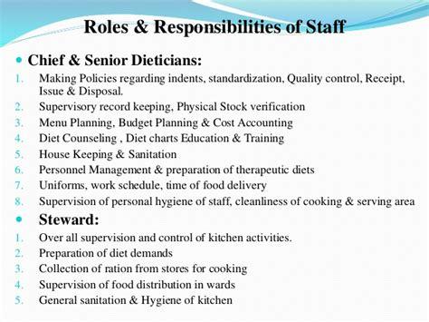 diet clerk description get information in jpg images format for virginia catering
