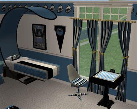 hockey bedroom mod the sims alaska aces hockey bedroom for holywaterak