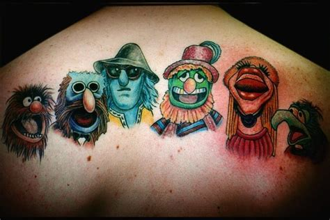 muppet tattoo 1000 images about typical board on
