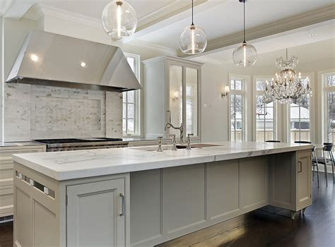 How Much Is Carrara Marble Countertops by 36 Marbled Countertops To Ignite Your Kitchen Rev