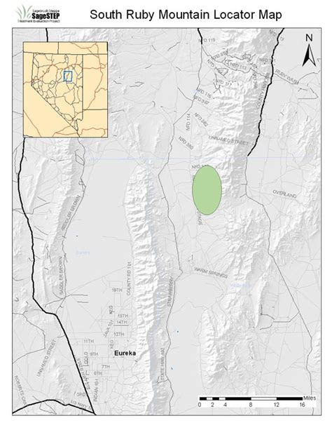 ruby map sagestep locations south ruby mountains site