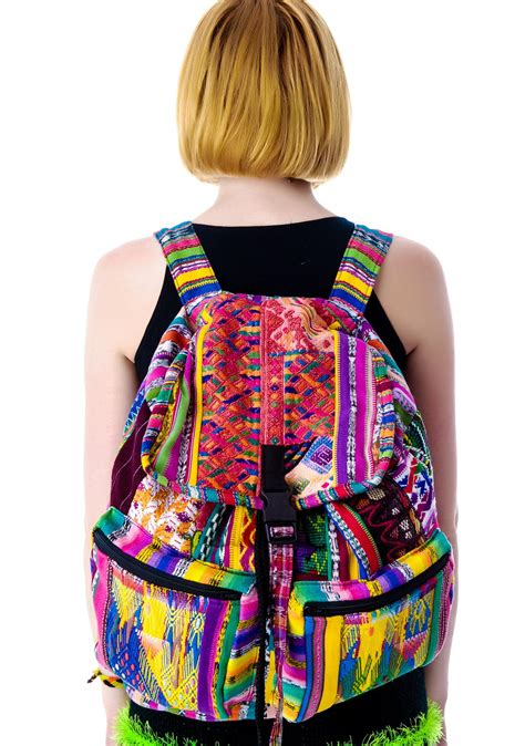 Patchwork Dolls - santiago patchwork backpack dolls kill