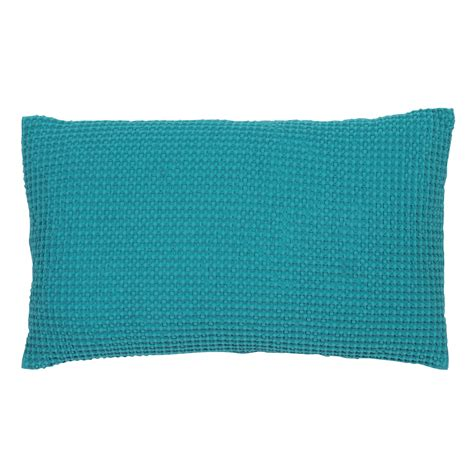 coussins turquoise coussins turquoise