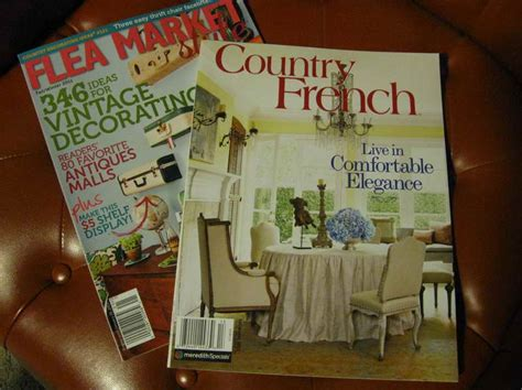 country home decor magazine miscellaneous country french decor magazines my french