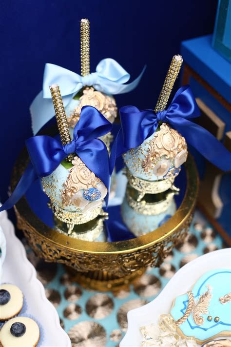Royal Blue And Gold Baby Shower Ideas by Baby Royal Baby Shower Baby Shower Ideas Themes