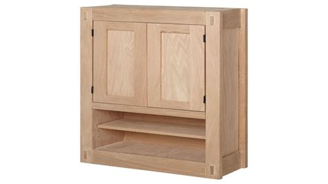 Unfinished Storage Cabinets Unfinished Mission Hardwood Unfinished Bathroom Storage Cabinets