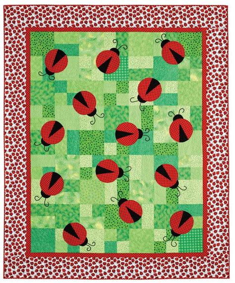 Ladybug Quilt by 17 Best Images About Ladybug Quilt Patterns On