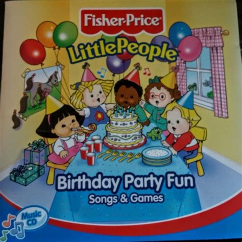 birthday themes songs fisher price little people birthday party fun songs