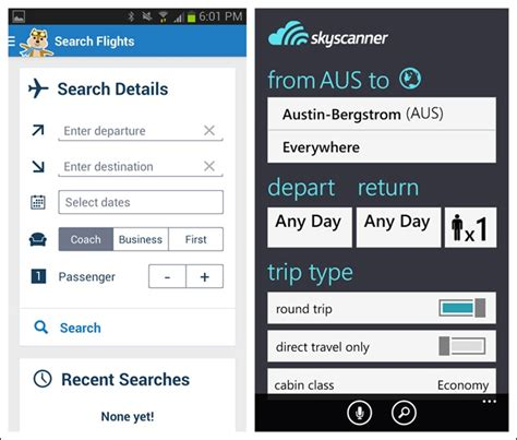 android pattern finder 4 search sort and filter mobile design pattern