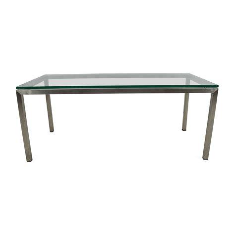 room and board coffee table room and board glass coffee table santaconapp