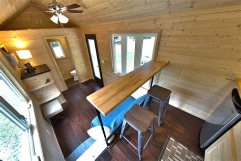 Las Roll Grit 80 Per Meter builds 160 sq ft studio tiny house for sale