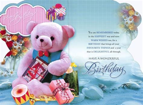 personalization the key of a special happy birthday card birthday