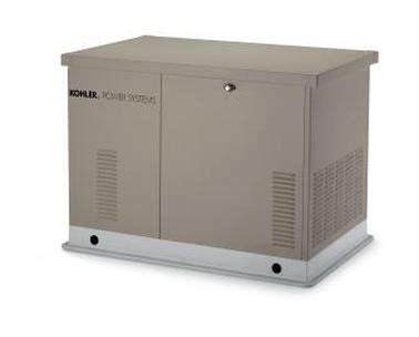 6 kw lp kohler residential generator cmi houston