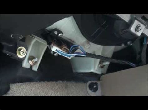 blower resistor nissan maxima how to change a blower motor resistor in a nissan maxima how to save money and do it yourself