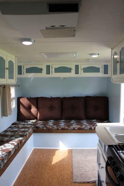 Our Travel Trailer remodelPart 5 The Grand Finale   The Bellingham Thames