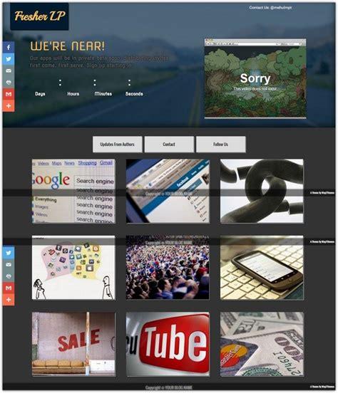 25 best portfolio blog themes templates web resources