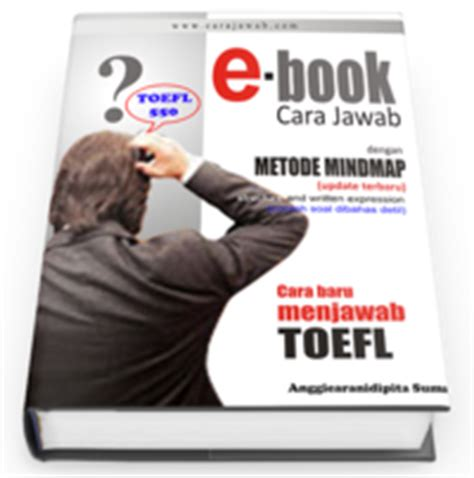 Buku Cara Gaul Kuasai Toefl belajar toefl sendiri buku toefl terbaik e book toefl pdf ebook toefl