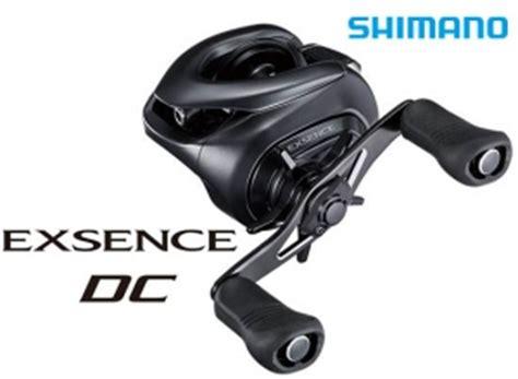 Reel Shimano Exence Dc Xgl plat fishing tackle store fishing equipment catalog en