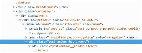 X Theme Blog Hide Author | how to hide author bio box in wordpress monsterpost