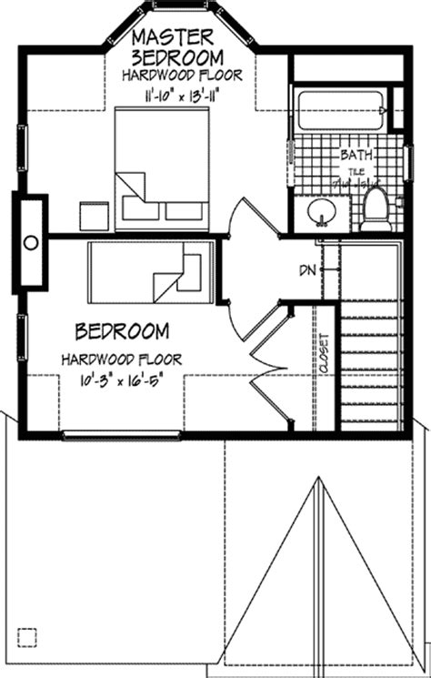 beach cabin floor plans cute and quaint cottage 12415ne 2nd floor master