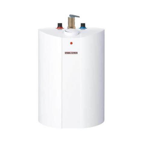 25 gallon water heater shc2 5 stiebel eltron shc2 5 shc 2 5 gallon mini tank