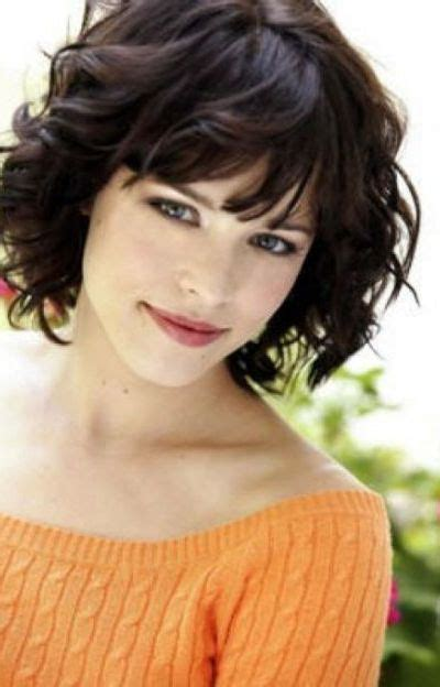 hairstyles 2017 medium length with bangs 111 amazing short curly hairstyles for women to try in 2017