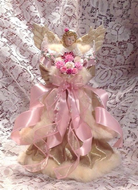 shabby chic tree toppers 17 best images about on