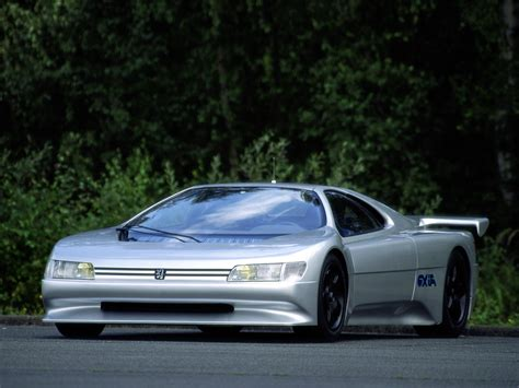 peugeot oxia the fastest accelerating 0 100kmph cars until 2000s