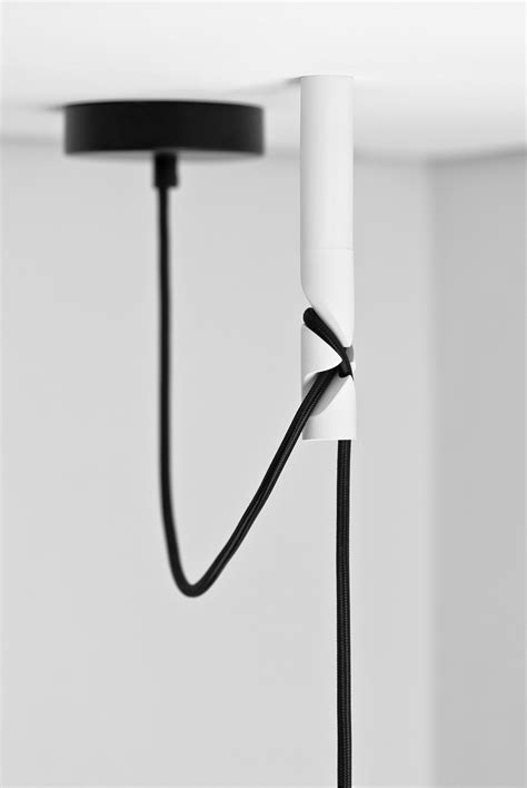 Ceiling Light Cable Bishop Pendant Light Hook By Richards Core77 Design Awards