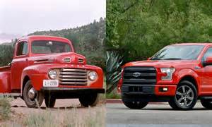 Ford Origin Ford F Series A Brief History 187 Autonxt