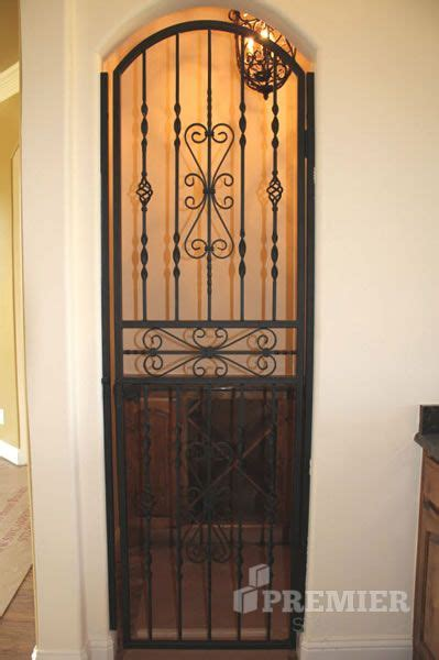 Interior Iron Doors Wine Gates Premier Stair Serving Dallas And Fort Worth Areas