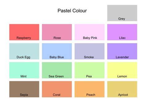 pastel color codes pastel colors codes