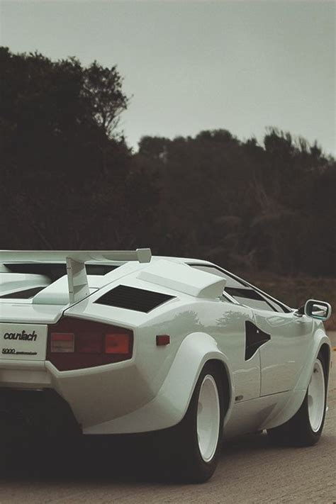 Lamborghini Countach White 17 Best Images About Lambo On Cars 25th