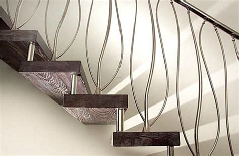 contemporary banisters modern handrails adding contemporary style to your home s staircase design bookmark